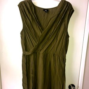🎃Green Mossimo Dress🎃